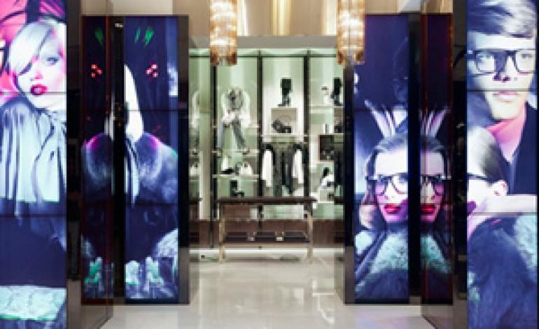 Gucci diventa più tecnologico con la Immersive Retail Experience