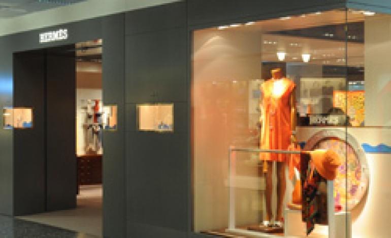 New opening Hermès a Milano Malpensa