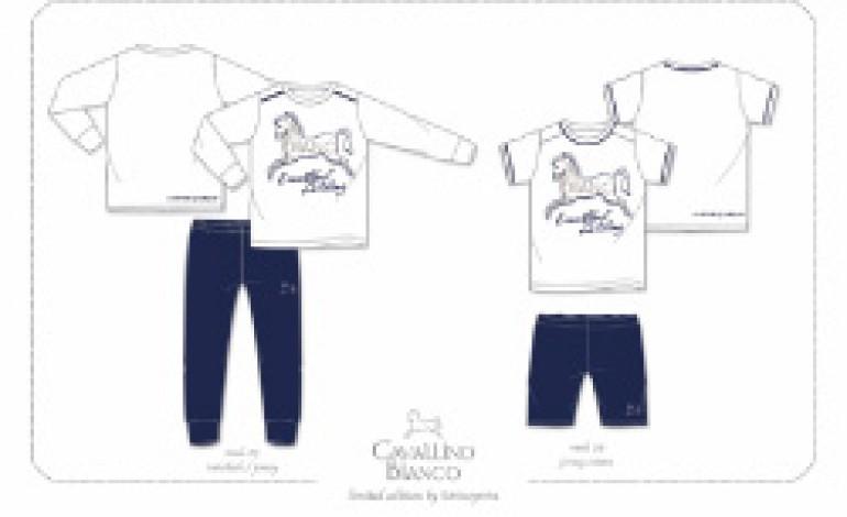 Cavallino Bianco si unisce a Sottocoperta per una limited edition