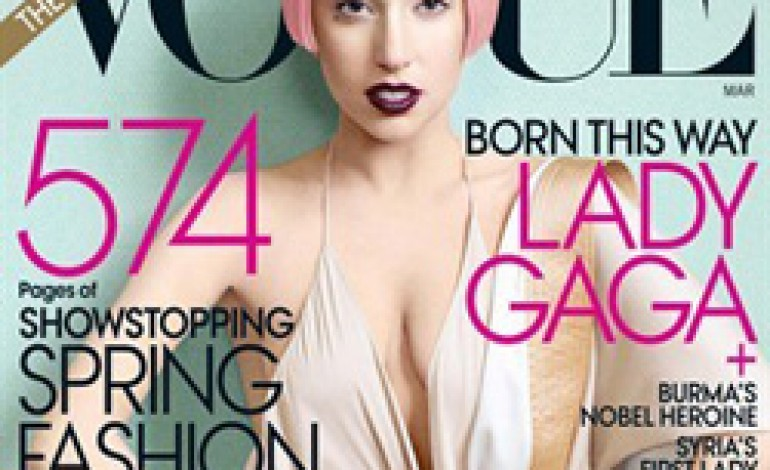 Lady Gaga lancia Fame e si aggiudica la cover di Vogue