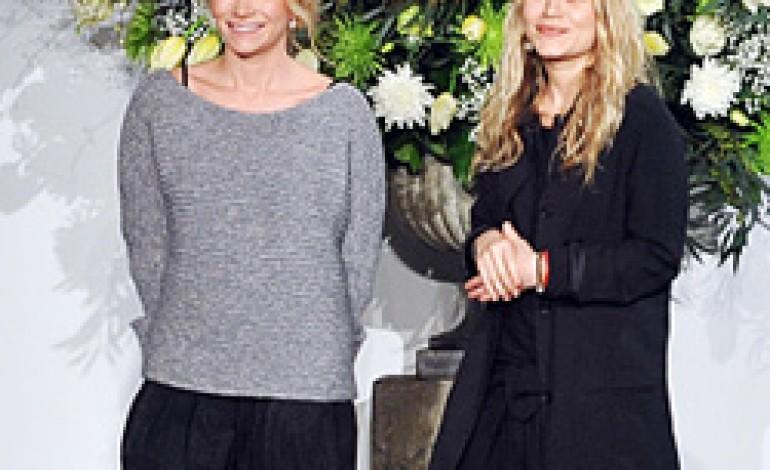 Il Cfda 2012 premia The Row delle sorelle Ashley e Mary-Kate Olsen