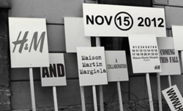 Maison Martin Margiela si lascia affascinare da H&M