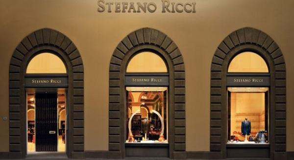 Negozio Stefano Ricci