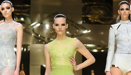 Versace Atelier P/E 2012