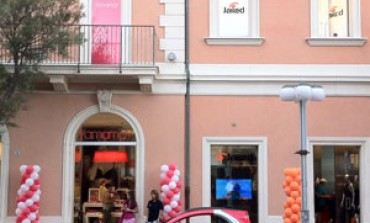 Yamamay e Jaked insieme in un flagship a Riccione