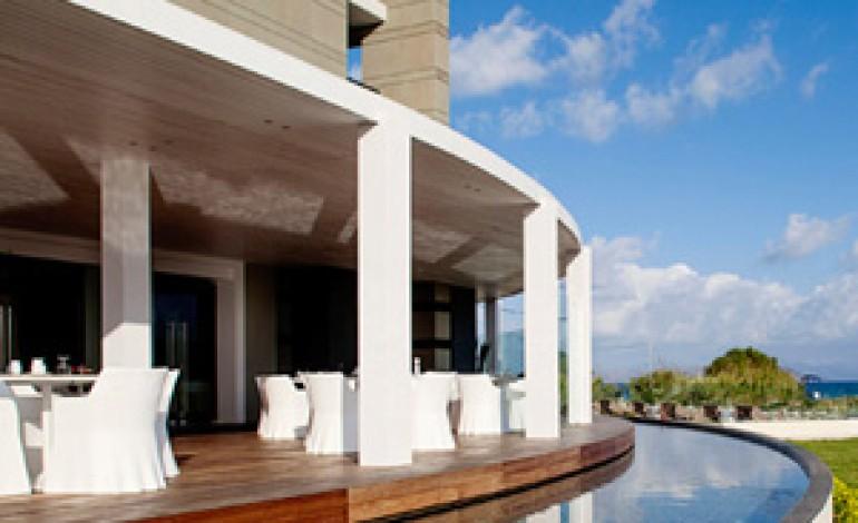 Le sedute Domitalia al Resort Aqua Blu a Kos