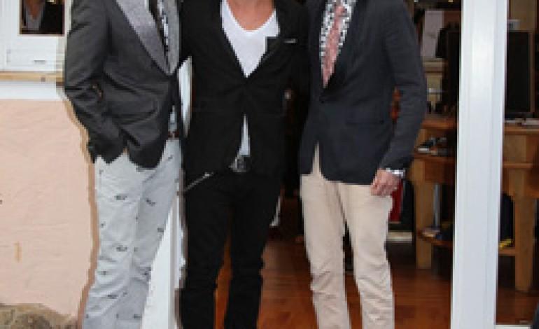 Viktor & Rolf, fashion e mondanità nello store Cascella