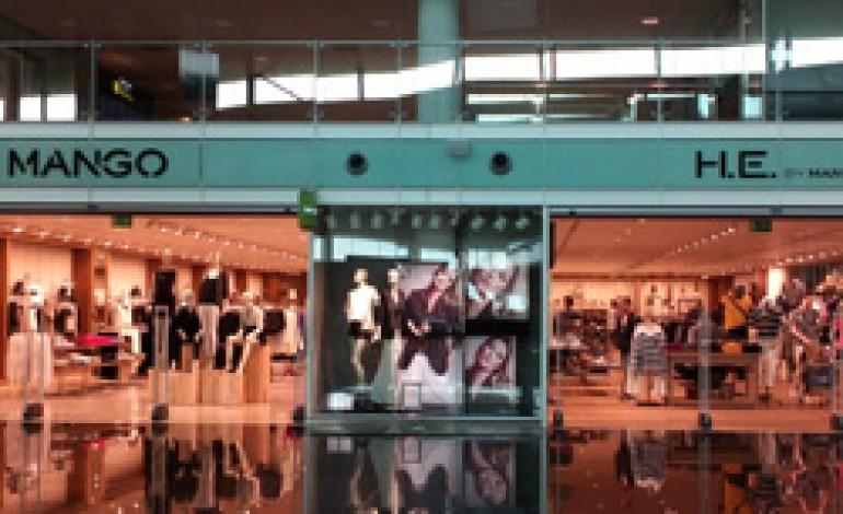 Mango potenzia il travel retail e apre dall'Aeroporto del Prat di Barcellona