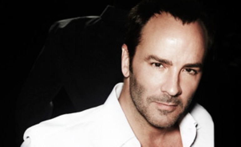 Tom Ford, a Londra il menswear