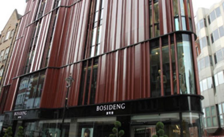 Bosideng, headquarter a Roma e presto store a Milano