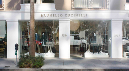 Il negozio di Beverly Hills