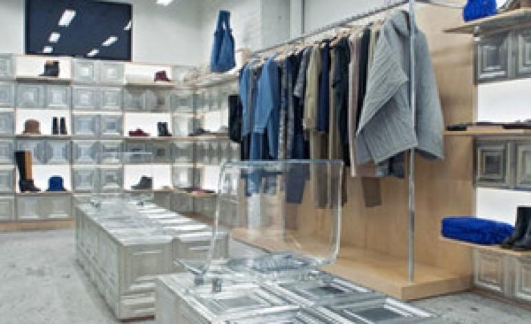 Margiela: prima boutique per la linea MM6