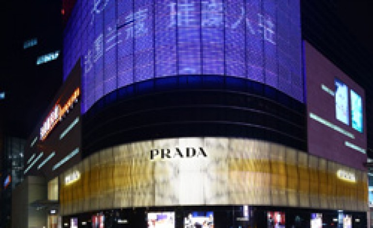Prada si espande in Cina con un nuovo store a Taiyuan