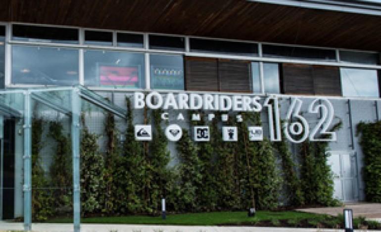 Quiksilver apre in Francia il Boardriders 162 Campus