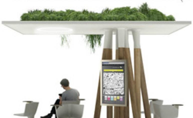 Mathieu Lehanneur crea i nuovi hot-spot wi-fi di Parigi