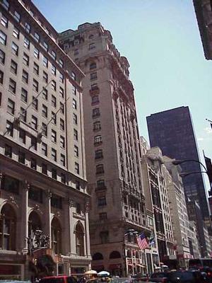 Hotel St. Regis Hotel di New York