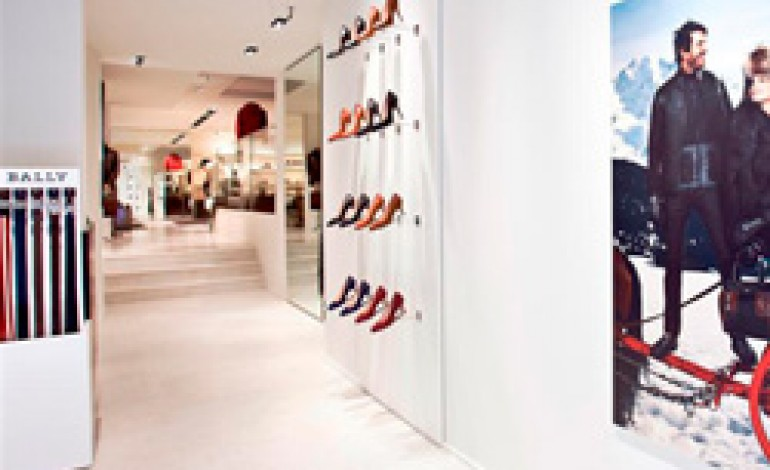 Bally apre la prima boutique a Madrid