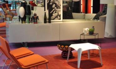 Cappellini, lo showroom parigino ospita Faces