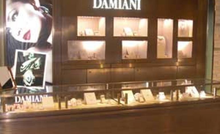 Damiani, in calo i ricavi nei nove mesi (-9%)