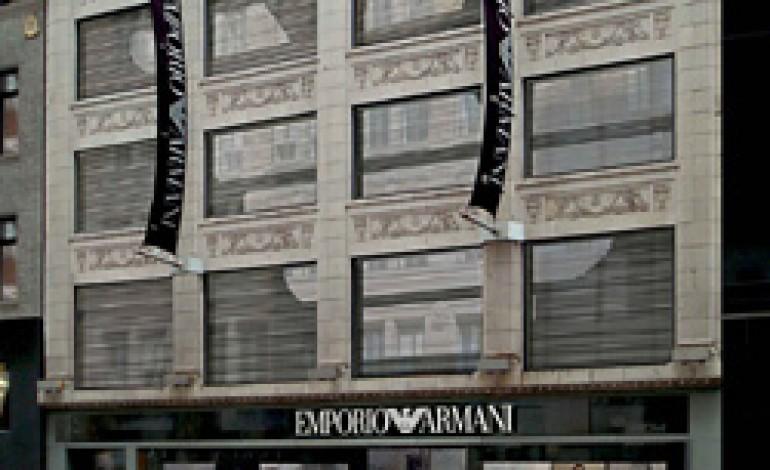 Emporio Armani si sviluppa negli States