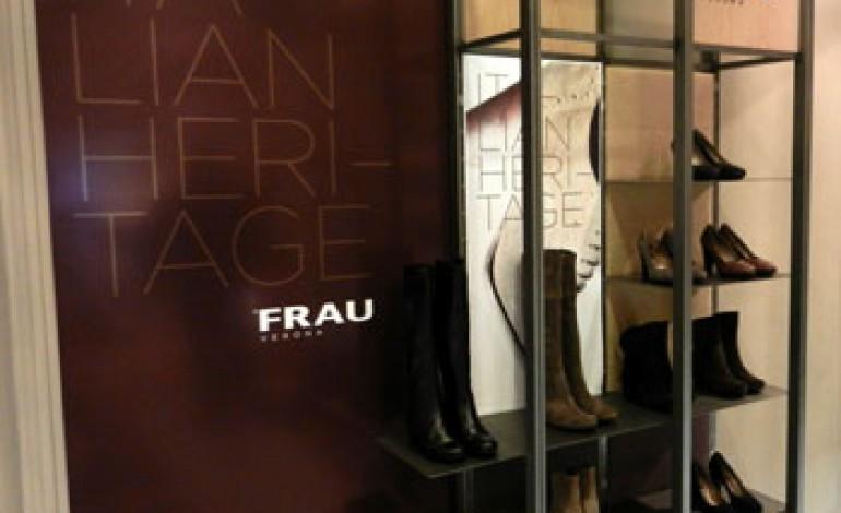 Frau rafforza il canale retail e apre a Roma