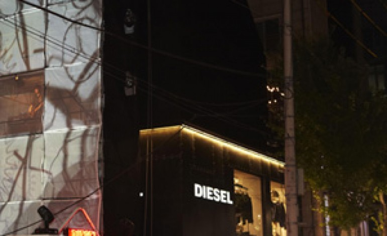 Diesel, nuovo flagship a Seoul
