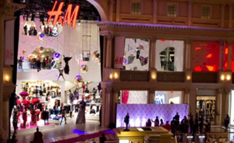 Cresce H&M nel terzo trimestre, vendite a +10%