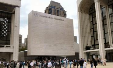 Via dal Lincoln la New York Fashion Week