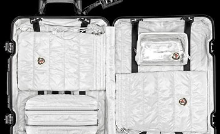 Rimowa & Moncler, la valigia ha un'anima di piumino