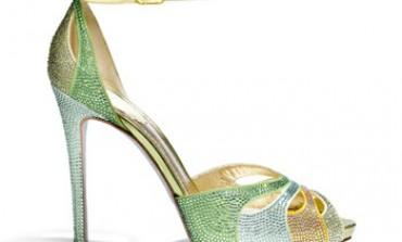 Sparkling Contrasts, omaggio di Swarovski Elements all'universo calzatura