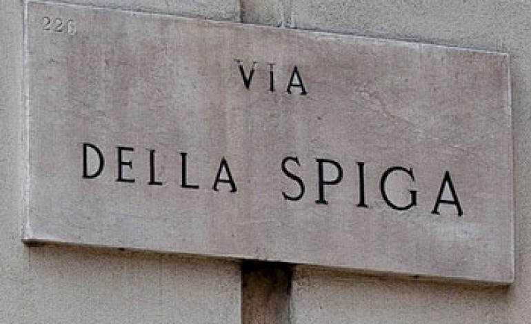 """L'Associazione """"Amici di Via della Spiga"""" lancia il sito web"""