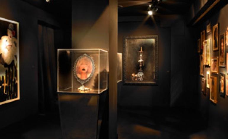 Visionnaire mecenate d'arte a Milano con Wunderkammer