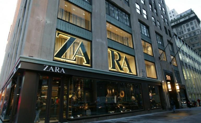 Inditex-Zara, 20% dell'utile in un ufficio svizzero