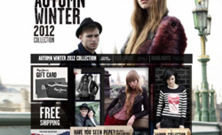 Pepe Jeans London lancia l'e-commerce in Europa