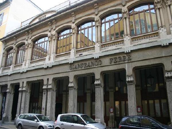 Gianfranco Ferrè - Sede di via Pontaccio a Milano