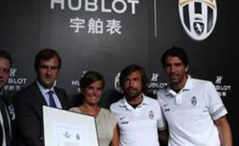 Hublot sarà Official Timekeeper della Juventus