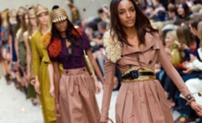 La moda da New York vola verso Londra