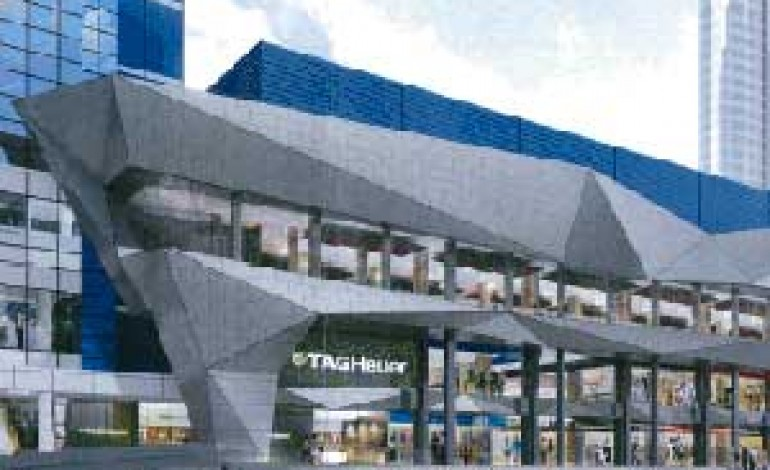 A Singapore la più grande boutique TAG Heuer