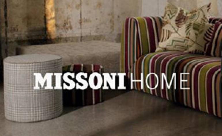 MissoniHome inaugura il primo monobrand a Mosca