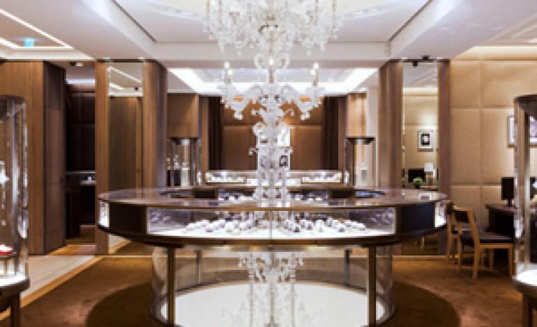 Cartier riapre la sua storica boutique in Montenapo