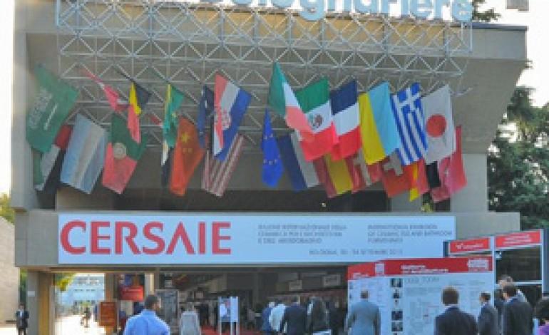 Cersaie, tiene l'edizione 2012 con oltre 100mila presenze