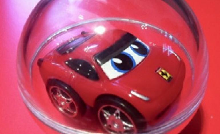 Ferrari debutta nella prima infanzia con Motorama