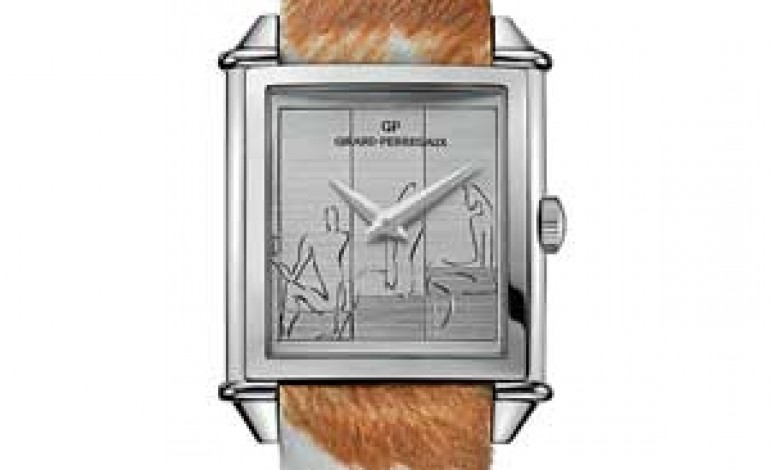 Girard-Perregaux rende omaggio a Le Corbusier