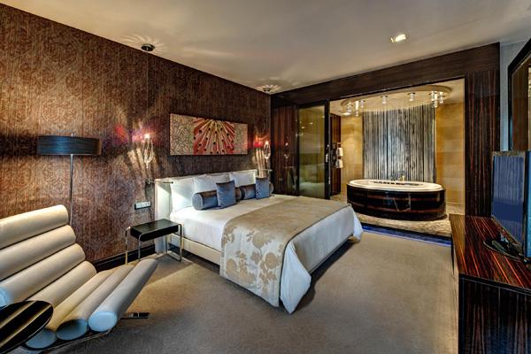 Hilton, King Presidential Suite - Vasca Naos