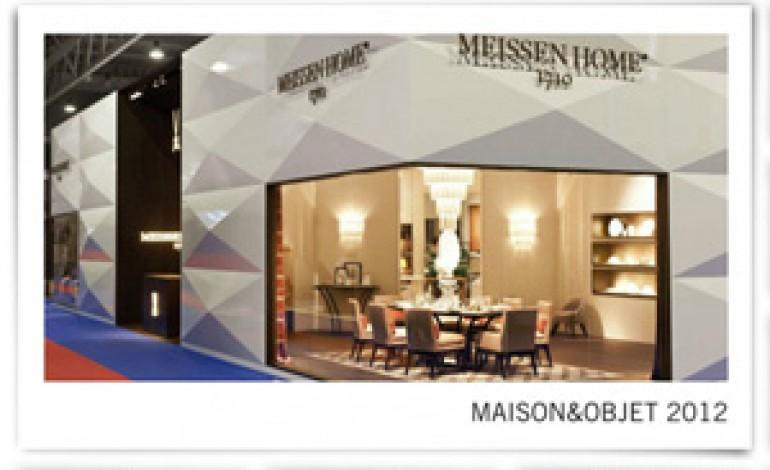 Meissen cresce dai gioielli all'arredo