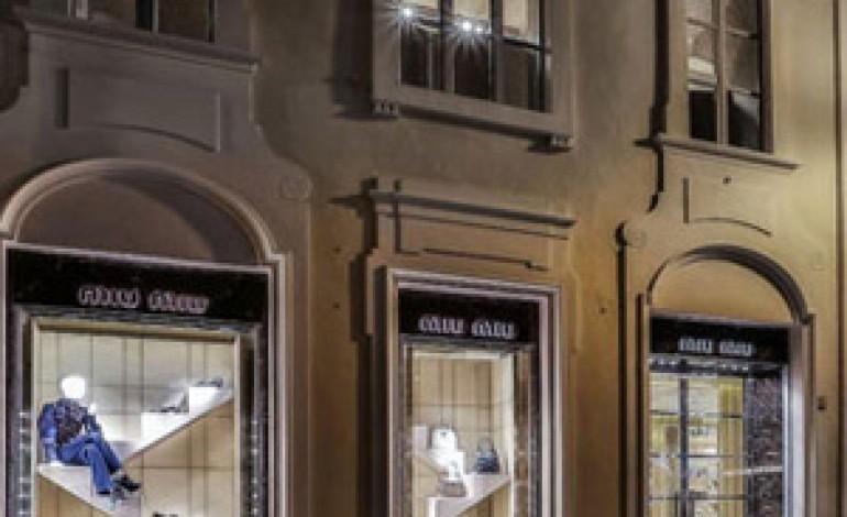 Nuova boutique a Torino per Miu Miu