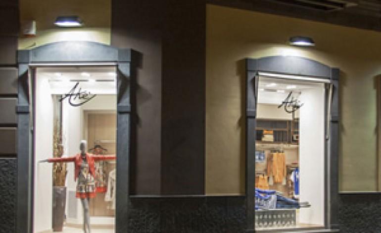 Primo store a Napoli per Akè