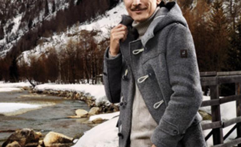 Rodrigo a Courmayeur per l'inverno