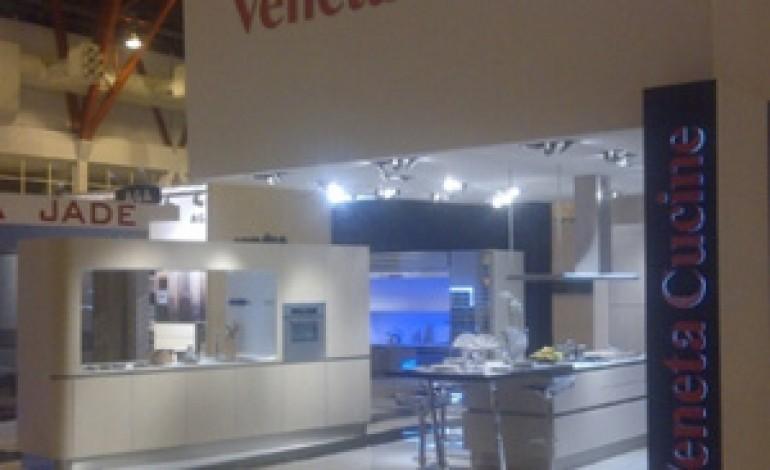 Veneta Cucine punta sull'export e parte da Londra