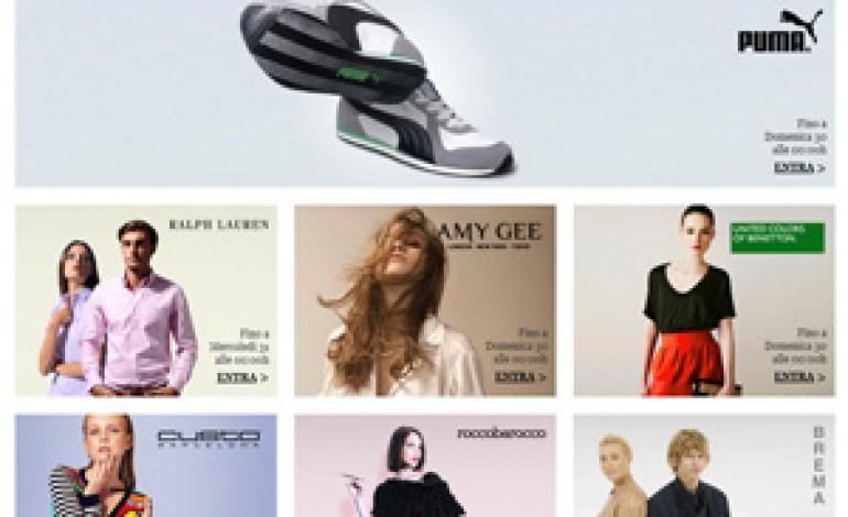 Lo shopping di moda online corre a +33%